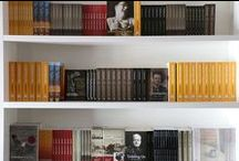 Our Bookshelf / A collection of books available at caperebel.com