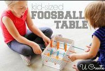 Jouets faits maison / Des idées et inspirations de jouets et jeux faits maison, à partir de tout et de rien.