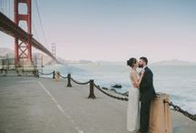 San Francisco Weddings / Real weddings in and around the Bay Area.