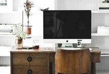 Inspiring Workspaces / Love the space in which you work. Get inspired!