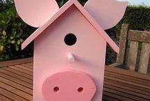Varkens - Ideeën / Leuke idee varkens om te maken