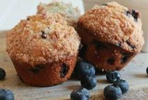 Muffins & Sweet Breads / Recipes, inspirations & more for muffins & sweetbread