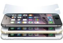 iPhone 6 and iPhone 6 Plus / Screen Protection Film and Air Jackets for the iPhone 6 and the iPhone 6 Plus