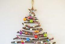 Bricolages de Noël pour enfant / Activités manuelles, bricolages et autres DIY sur le thème de Noël, à faire avec les enfants (crèche, maternelle, primaire et plus grands !) : sapin, père Noël, boule et autres guirlandes sont au rendez-vous !