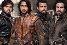 The Musketeers series
