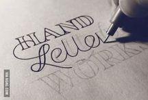 Lov Typographics