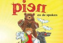 PIEN en de Spoken! / Mijn allereerste kinderboek: een ontroerend grappig verhaal over het stoerste meisje ter wereld en haar depressieve moeder!