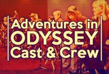 Adventures in Odyssey Cast & Crew / Adventures in Odyssey is Focus on the Family's world renowned radio drama series fit for the whole family. And these are the people that bring the show to life.  / by Odyssey Moments