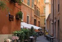 Italy / Made in Italy and Italian shops, places and  landscapes.