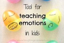 Emocje - pomoce terapeutyczne / Emocjonujące pomoce terapeutyczne ;)