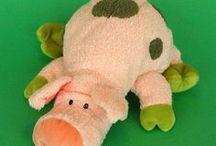 Varkens - Knuffels / Leuke varkensknuffels voor jong en oud
