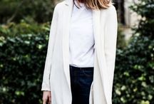 WEARING WHITE / All white outfits and favorite white pieces