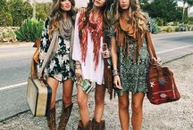 Bohemian / Bohemian fashion styles inspiration board enjoy boho chic