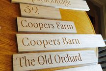 Bespoke signs / Quality bespoke house signs. We are based in egton, whitby North Yorkshire