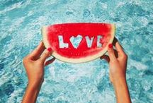 EVERYTHING WATERMELON / Watermelon recipes and inspo