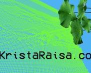 ☮  k r i s t a r a i s a . c o m  ☮ / KristaRaisa.com Blog articles by Channeler, Teacher,  Artist on ~ healing, work, ideas and other starseed-related content!