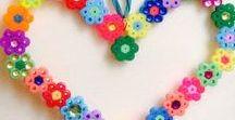 Perles Hama / Tuto, modèles, gabarit en perles à repasser : perles Hama (hama beads)