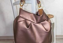 DIY | Nähen | Taschen / Taschen nähen - ob groß oder klein - edel oder sportlich - praktisch und schön muss die Tasche sein