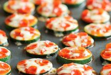 APPETIZER (ZUCCHINI & CHEESE / kabak ve peynir)