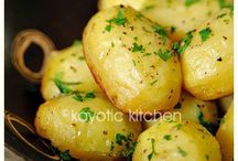 RECIPES (A - ROASTED POTATOES)
