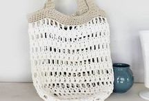 Crochet Bag Patterns / Crochet Bag Patterns