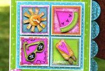 *CarDs - gReat IdeaS* / Pretty, fun, cool card making ideas :)