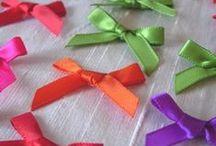 *Ribbons & BOWS*