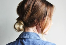 Beauty - Hair / by Mimmie Weh