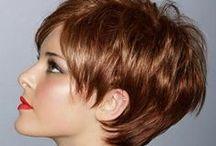 Short Styles / Short and Sassy Hair