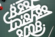 Design & Typography / Graphic design, typography, logos, brand identity and more / by Jimmy