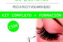 #Cursos Nueva Linea / Cursos Maquillaje y estetica