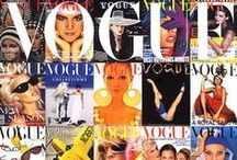 In Vogue / Vogue Covers / by Alison J