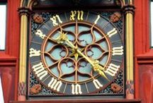 Tick Tock / My father repaired clocks in his spare time and I loved to watch him.  I have a fascination about time and time pieces! / by Mary W