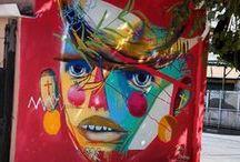 Street Art... It's Everywhere / Street Art, Graffiti Art, Murals, Public Art, Outdoor Installations, Interactive Art, Urban Art... from all over the world.