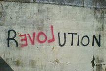 The Art of a Revolution / #ProtestArt