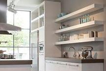 Kitchen / interior design and construction