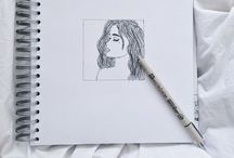 """•D R A W• / """"PUT YOUR FEELINGS INTO A DRAWING"""" Anonymous"""