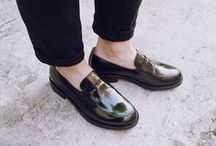 Loafer shoes / sonshinbal shoes