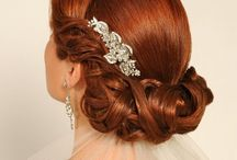 Beautiful Hairstyles / Perfect styles for a regal affair and tiara hairstyles.
