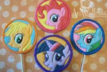 *My LitTle PonY pArtY*