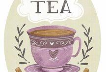 Tea / I luv tea