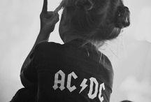 I'm a rocker / Rocker outfits for everydays