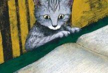 illustration - cat / illustration - cat