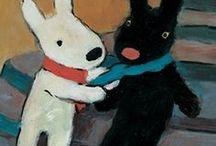 illustration - Gaspard et Lisa / Gaspard et Lisa
