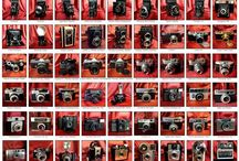 Old Cameras Vintage / Macchine Fotografiche Antiche