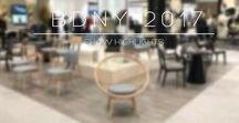 BDNY 2017 / Sandler Seating at BDNY 2017.