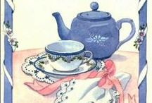 Teapots and Teacups I Love / by Pilar Pena-Penton