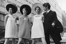 Sensational Sixties Styles / by Pilar Pena-Penton