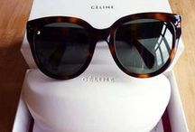 Sunglasses / retro sunglasses cat eye