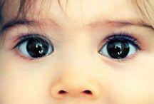 Those eyes..  / Eyes told you everything